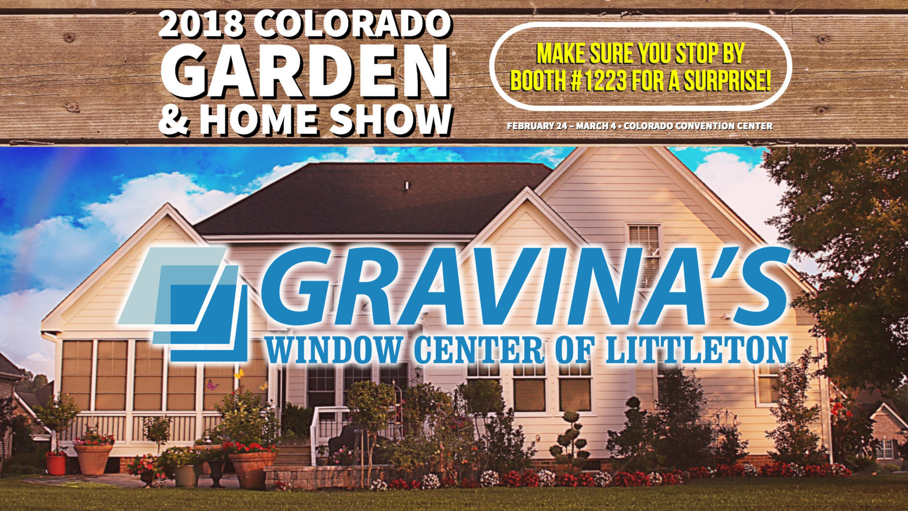 colorado garden and home show denver