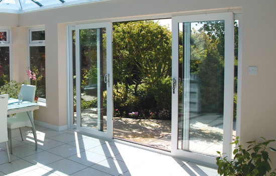 4 Panel Patio Sliding Door