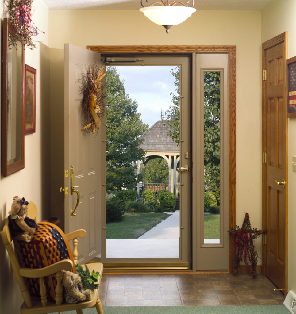 2048 #9B6E30 PROVIA'S STORM DOOR PAINT FINISHING SYSTEM wallpaper Provia Entry Doors 45751930