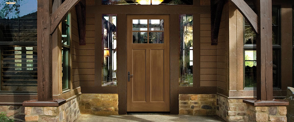 Therma tru entry doors gravina s window center of for Therma tru front door