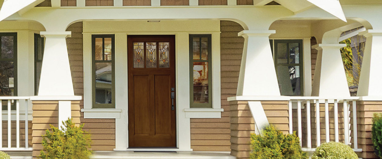 Therma tru entry doors gravina s window center of for Therma tru fiber classic mahogany price