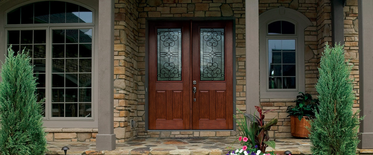 Therma Tru Entry Doors Gravina S Window Center Of