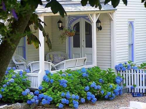 Country Living Cottage Garden