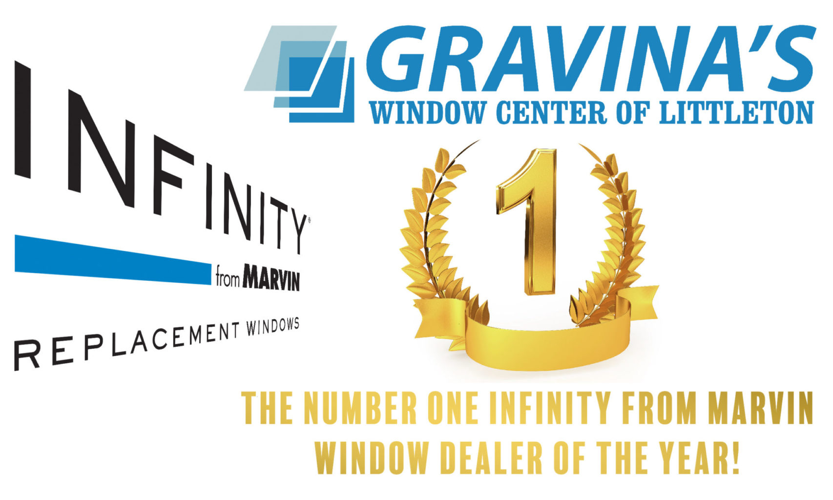 1229 #147CB7  Center Of Littleton Awarded Top Infinity Window Dealer In The Nation picture/photo Provia Doors Dealers 46292048