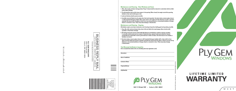 plygem-warranty