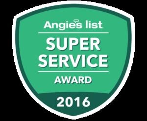 2016 super service award denver window company