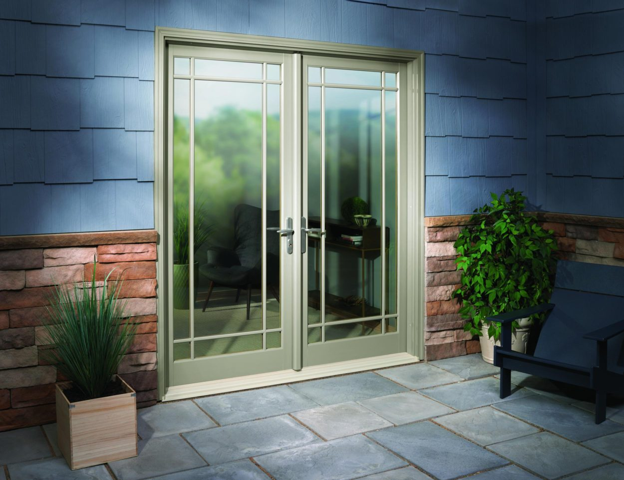 Infinity doors for Marvin screen doors