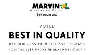 marvin doors Built around you
