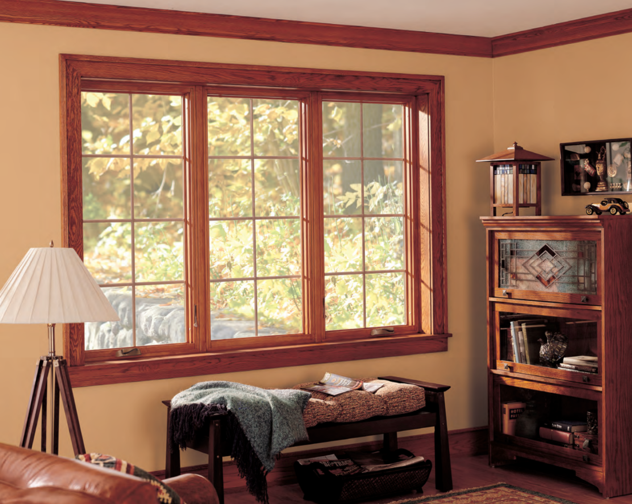 Replacement casement windows fiberglass casements for Wood windows colorado