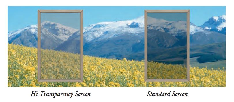 infinity screens