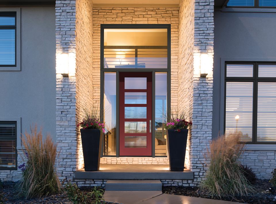 Therma-Tru Fiberglass Entry Doors