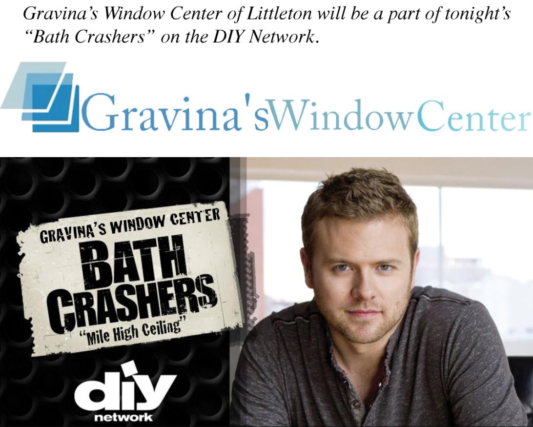DIY Network's home improvement series Bath Crashers
