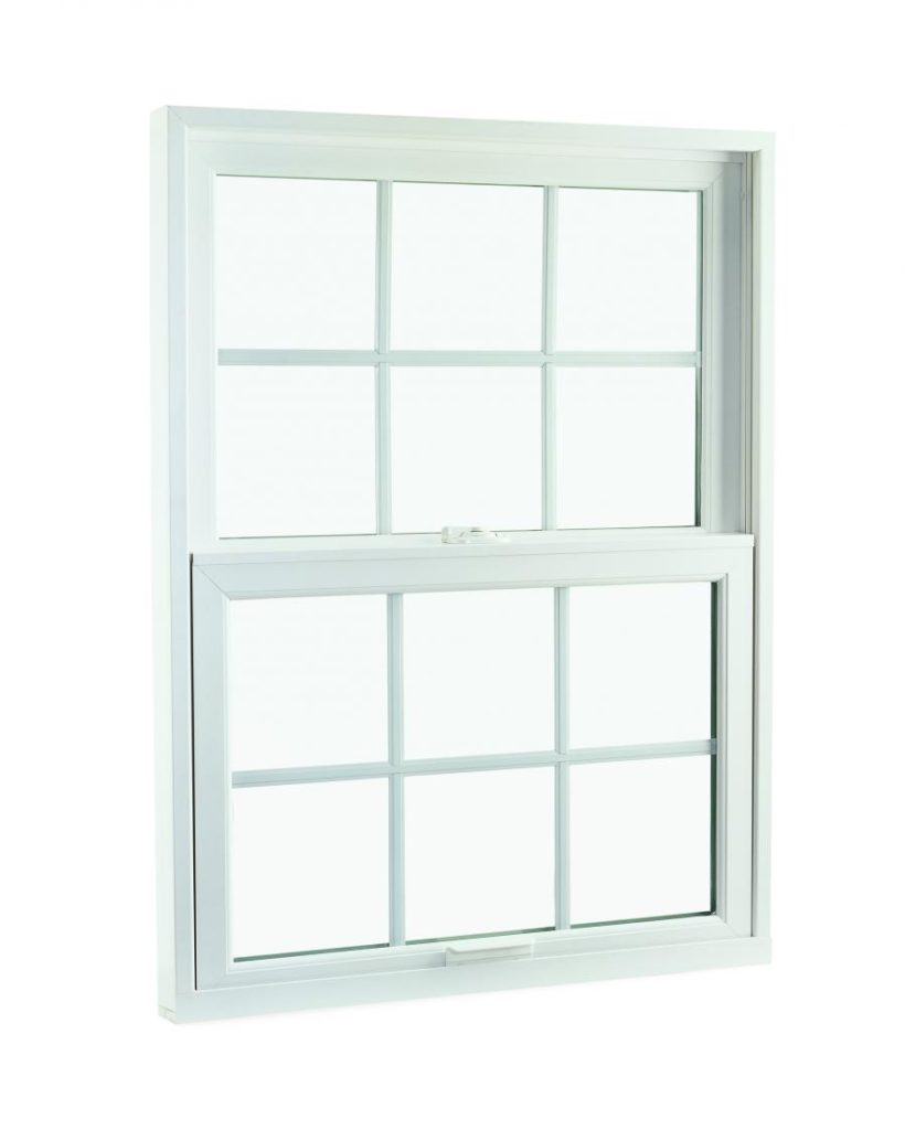 Simulated Divided Light Grilles Double Hung Window