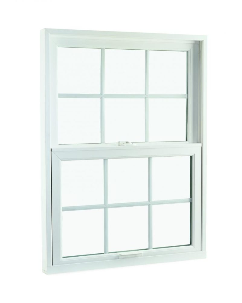 Double Hung Interior Closed
