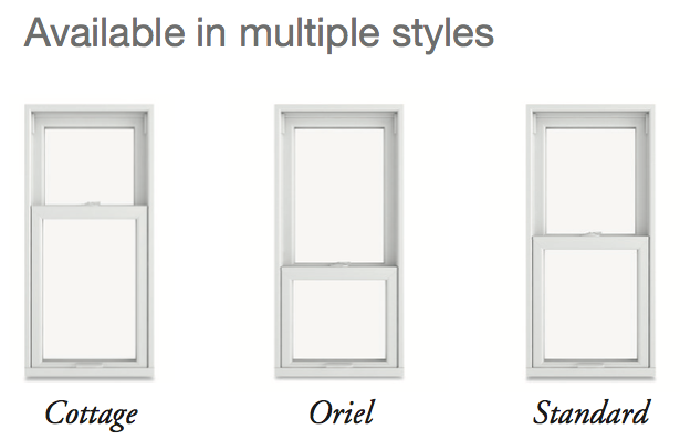 Double Hung Window Styles