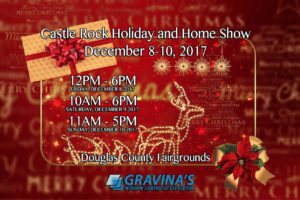 CASTLE ROCK HOLIDAY AND HOME SHOW