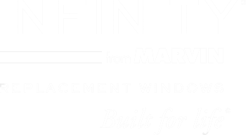 replacement windows built for life white