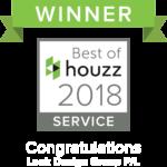 Gravina's Window Center of Littleton wins Best of Houzz Service Award in 2018