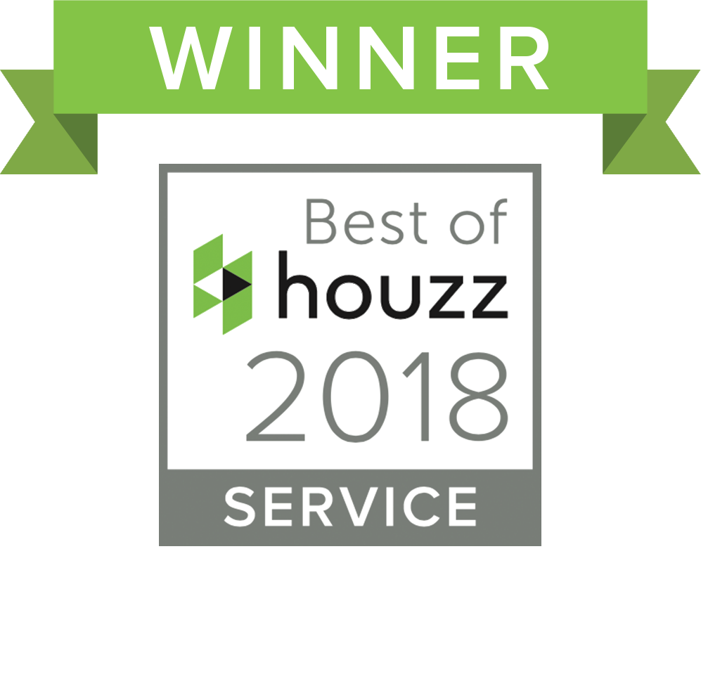 Gravina's Window Center of Littleton wins Best of Houzz Service Award in 2018