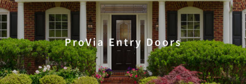 Provia Replacement Doors Entry Doors Denver Co