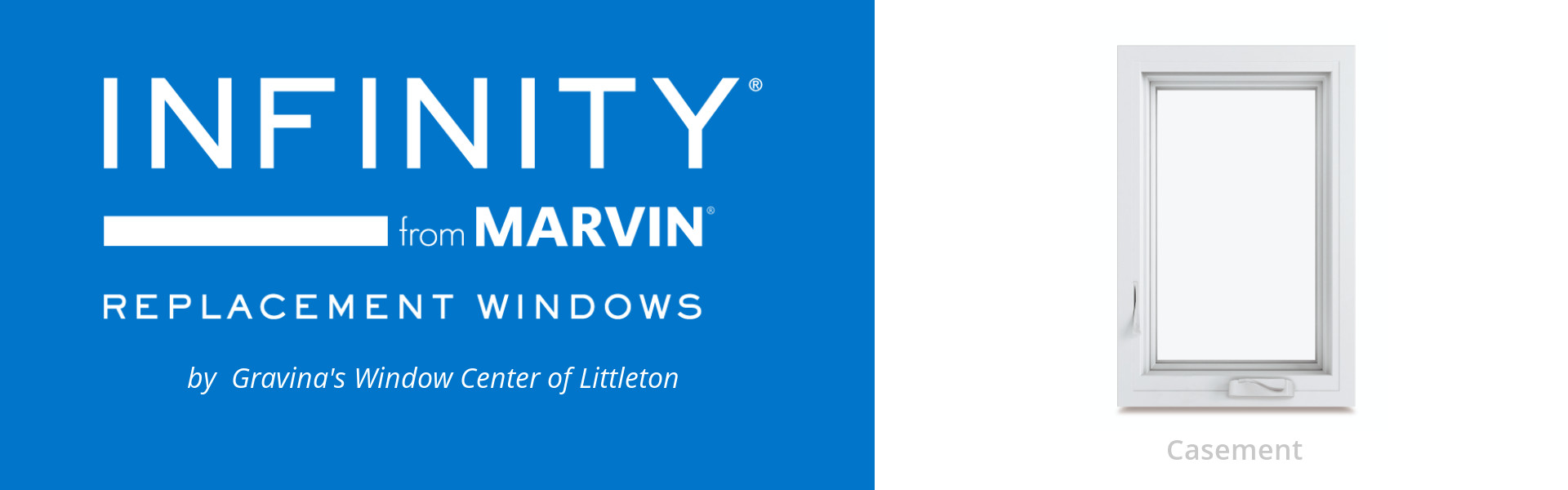 Infinity from Marvin Casement Windows