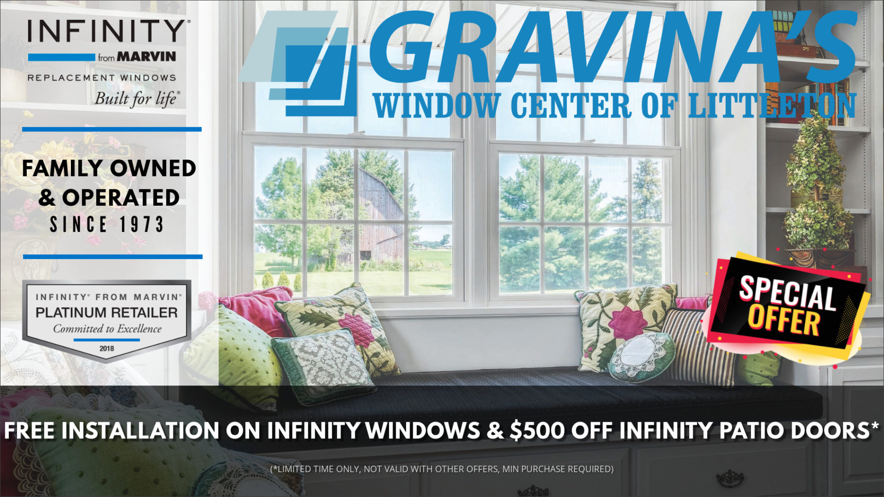 replacement windows sepcial offer