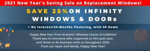 About Gravina's Window Center of Littleton